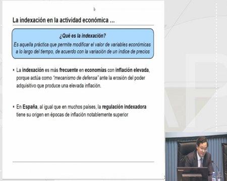 A revisión do prezo do contrato  - Xornada sobre eficiencia e transparencia na contratación pública